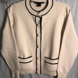 Marc Jacobs Jeweled Button Cardigan NEW